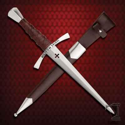 Faithkeeper - Dagger of the Knights Templar
