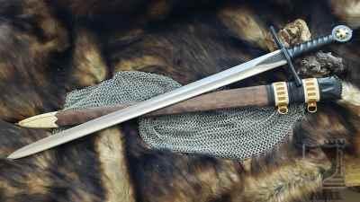 Crusader War Sword