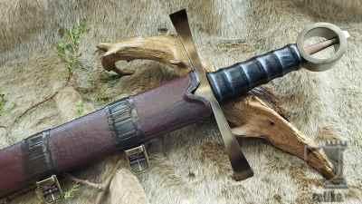 Irish Kern Sword