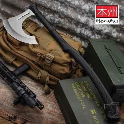 Honshu Karito Battle Axe