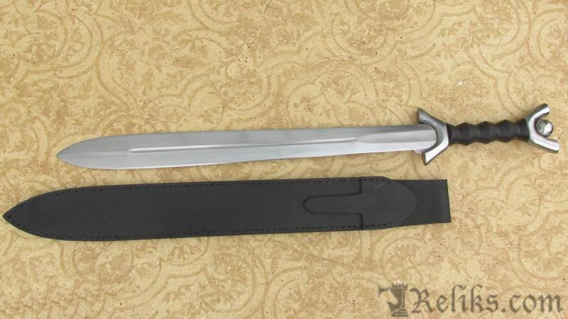 Celtic Anthropomorphic Short Sword