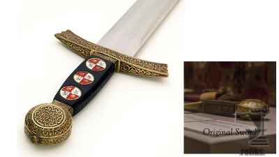 Sword of King Sancho IV