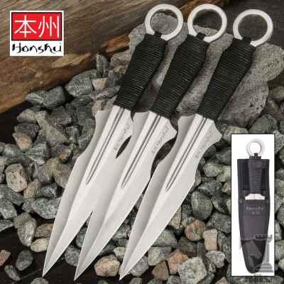 Honshu Kunai Throwing Knife