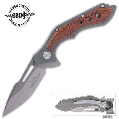 Hibben Hurricane Pocket Knife