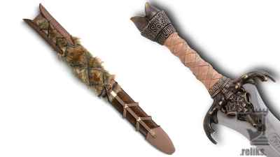 Conan Fathers Sword Scabbard