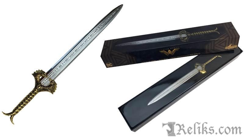 Wonder Woman - God Killer Scaled Prop Replica Sword