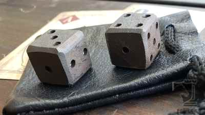 Forged Dice Set