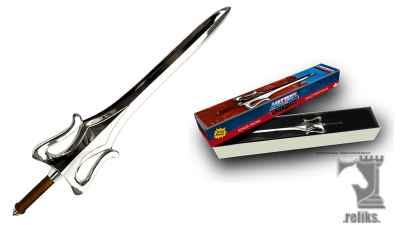 HeMan Power Sword Scaled Prop Replica