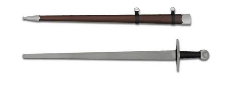 Practical Knightly Sword - sh2046 - Paul Chen - Hanwei
